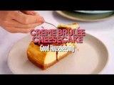 Creme Brûlée Cheesecake | Good Housekeeping UK