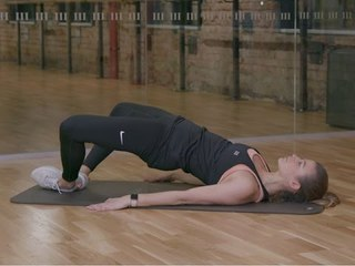 5 minute Fit Body Plan Fitness Challenge: Week 8, Glutes
