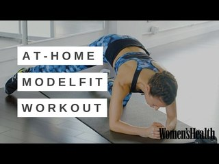 Best At-Home Workouts: 20-minute modelFit Routine