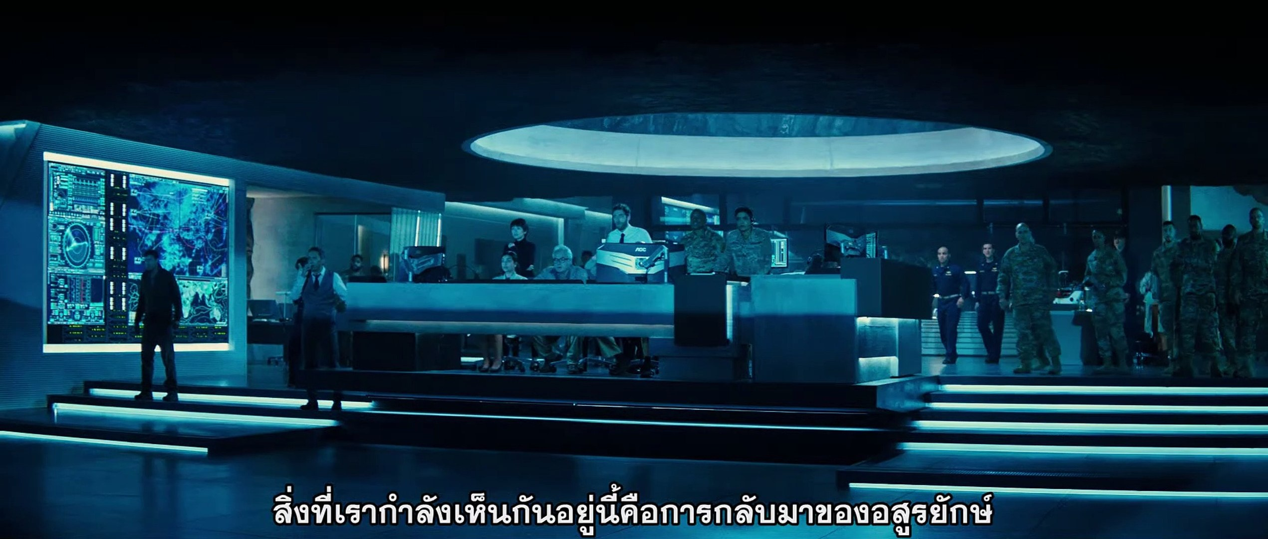 หนัง Godzilla II- King of the Monsters - Humanity TV Spot