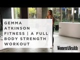 Gemma Atkinson Fitness | Her Full Body Weights Workout For Women