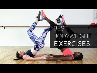 Best Body Weight Exercises To Do With Your Best Friend