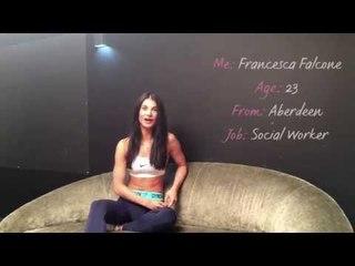 Meet The Body 2016 Finalist Francesca Falcone