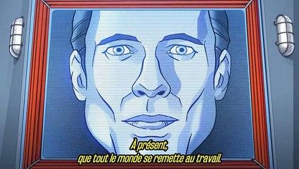 The Macra Terror Partie 1 Animé