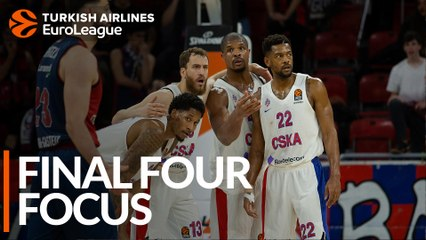 Final Four focus: CSKA Moscow