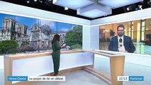 Notre-Dame : le projet de loi sur la reconstruction fait débat