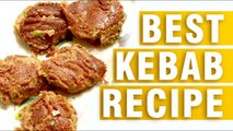 Ultimate Shami Kabab Recipe   Quick And Easy Mutton Kabab Recipe   Best Shammi Kabab Ever