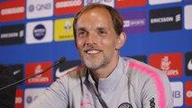 Replay : Conférence de presse de Thomas Tuchel avant Angers SCO - Paris Saint-Germain