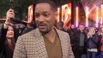Will Smith daunted by Robin Williams' performance in 'Aladdin'