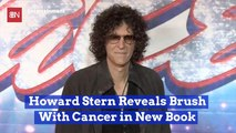 Howard Stern Had A Real Cancer Scare