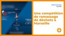Une compétition de ramassage de déchets à Marseille