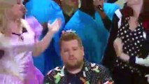 Late Late Show with James Corden S04E115 - Anne Hathaway, Rebel Wilson, Andy Sandford