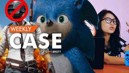 PUBG Mobile Diban di China?! Trailer Sonic Cuman Troll?!    Weekly Case 8
