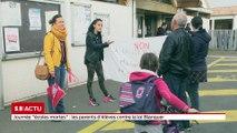 """Journée """"écoles mortes"""" : les parents d'élèves contre la loi Blanquer"""