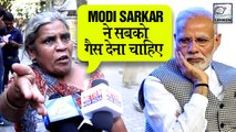 Angry Old Woman LASHES OUT Against Current Government