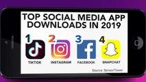 TikTok reigns as most-downloaded app, passing Facebook, Instagram