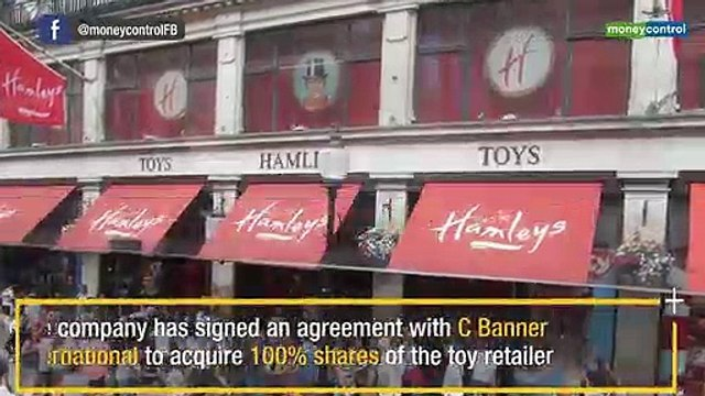 Reliance Industries' subsidiary acquires iconic British toy retailer Hamleys