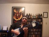 Death To All But Metal Solo by The Metal Madman