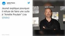 «Amélie Poulain». Jean-Pierre Jeunet ne fera pas de suite car Paris est «mochemaintenant»