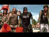 Steel Panther Does the ALS Ice Bucket Challenge
