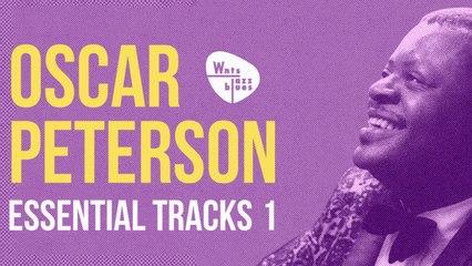 Oscar Peterson - Swing & Easy Piano