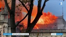 Notre-Dame de Paris : les sols pollués au plomb