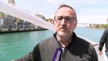 Didier cerboni directeur de l'Office de tourisme à Martigues