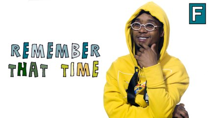 Remember That Time: Meet Slim Jxmmi's alter ego, D-Runk