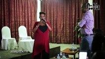 Pastor Jean Désiré Ntawiniga yahishuye ikosa ryashyize Aline Gahongayire ku karubanda