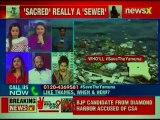 Save the Yamuna Campaign: Delhi poll eve big push; who will save the sacred Yamuna?