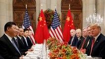 New tariffs kick in as US-China trade talks head into second day