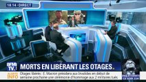 Burkina Faso: 4 otages libérés, 2 soldats français tués (3/x)