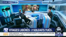 Burkina Faso: 4 otages libérés, 2 soldats français tués (2/4)