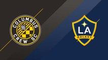MLS Highlights: Columbus Crew vs. LA Galaxy