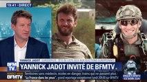 """Yannick Jadot: """"Toutes nos pensées doivent aller aux familles des deux soldats qui sont morts"""""""