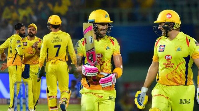 IPL 2019 CSK vs DC: Chennai Super Kings beat Delhi to enter 8th final of IPL | वनइंडिया हिंदी