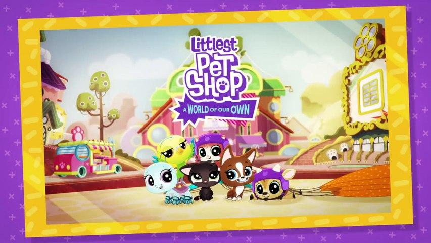 [S1.Ep4] Littlest Pet Shop - Un mondo tutto nostro - In The Steal of the Night