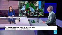Contestation en Algérie : 12ème vendredi de manifestations