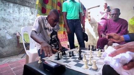 Grand Chess Tour: 2019 Cote d'Ivoire Rapid & Blitz - Maurice visits Abidjan Chess Club