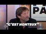 """Pierre Palmade réfute les accusations d'homophobie contre lui dans """"C à vous"""""""