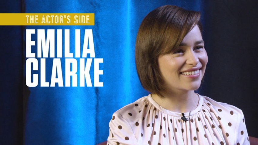 Emilia Clarke | The Actor's Side