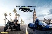 Fast & Furious Presents: Hobbs & Shaw Trailer (2019)