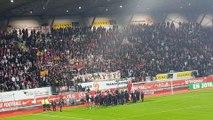 Derby ASNL-FC Metz (1-0) : un maintien en L2 fêté comme un titre à Marcel-Picot par les joueurs et les supporters !