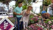 ¡Diego y Yari ESTÁN ECHANDO FLORES de amor! | Enamorándonos
