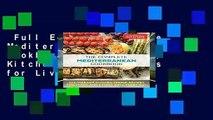Full E-book  Complete Mediterranean Diet Cookbook: 500 Vibrant, Kitchen-Tested Recipes for Living