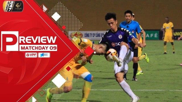PREVIEW | Thanh Hóa-Hà Nội | Vòng 9 V League 2019 | Hứa hẹn một trận cầu hấp dẫn và nhiều bàn thắng