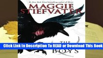 Full E-book The Raven Boys (The Raven Cycle, #1)  For Full