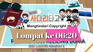 SUB INDO EXO Ladder Season2 Eps 50 Terakhir