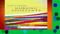 Full version  Mosby s Textbook for Nursing Assistants - Hard Cover Version, 9e  Best Sellers Rank