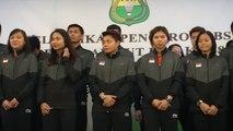 Rayakan HUT ke-68, PBSI Lepas Tim Indonesia ke Piala Sudirman 2019